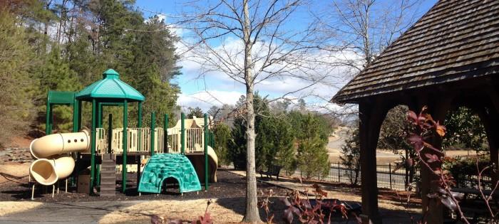 2. Playground at Liberty Park - Birmingham