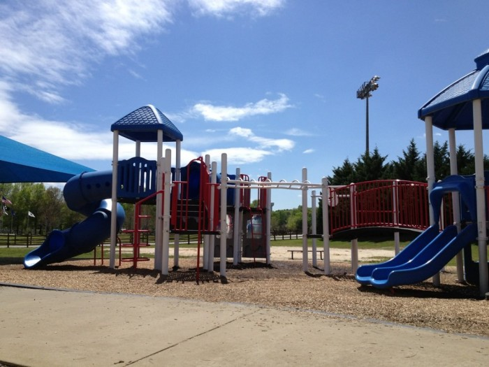 4. Playgrounds at Veterans Park - Alabaster
