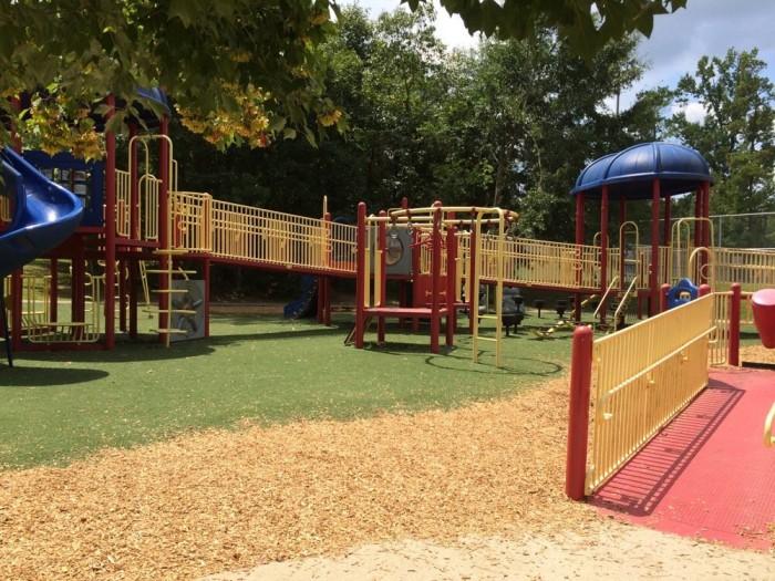 6. Playgrounds at Joe Tucker Park - Helena