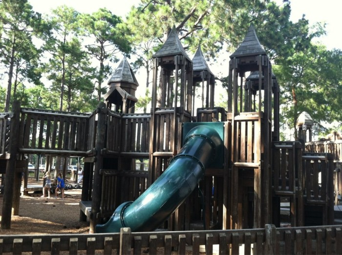 8. Playground at Gulf Shores Park - Gulf Shores