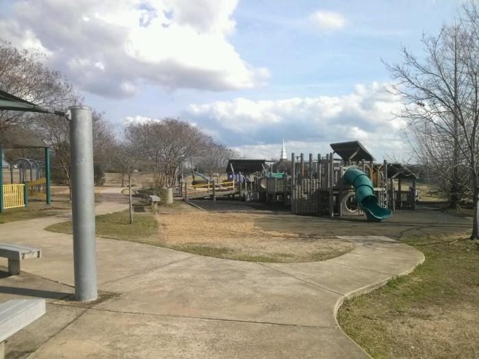 7. Playground at Vaughn Road Park - Montgomery