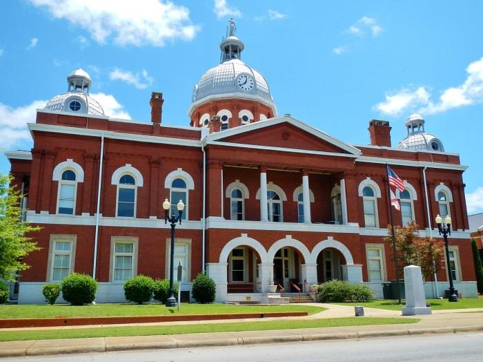 12. Chambers County