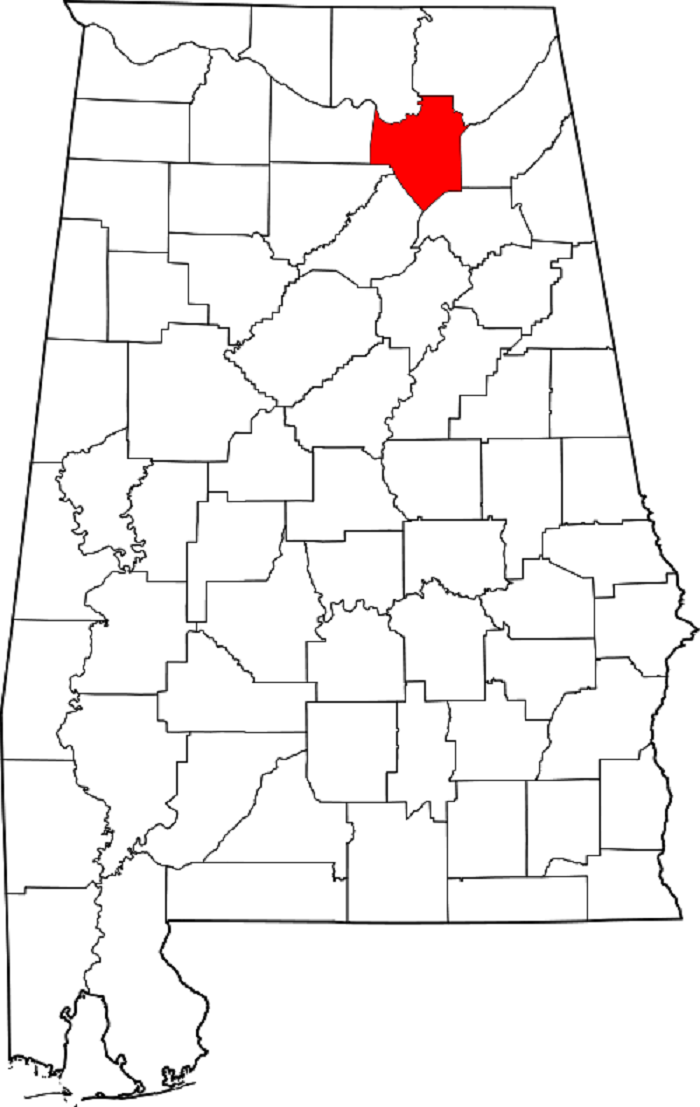 These Towns In Alabama Have The Strangest Names AL - Map of alabama cities and towns