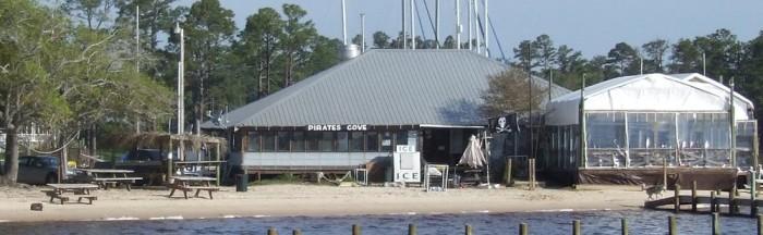 9. Pirates Cove Marina & Restaurant - Elberta, AL