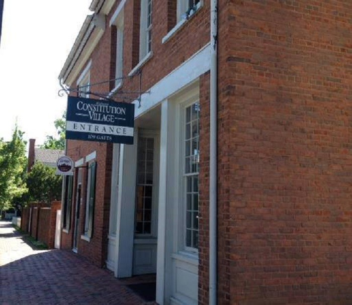 5. American Constitution Village