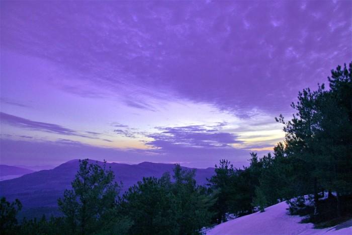 9. Buck Mountain