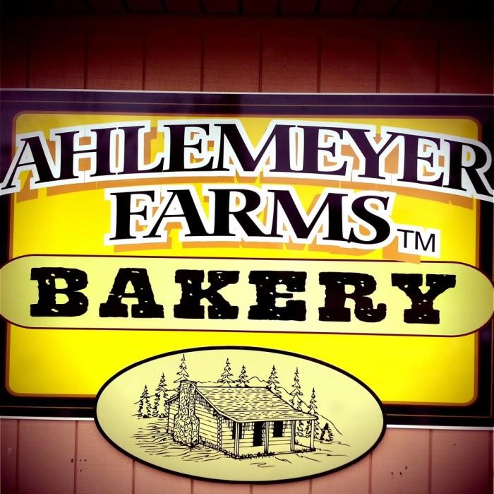 10. Ahlemeyer Farms Bakery (Columbus)