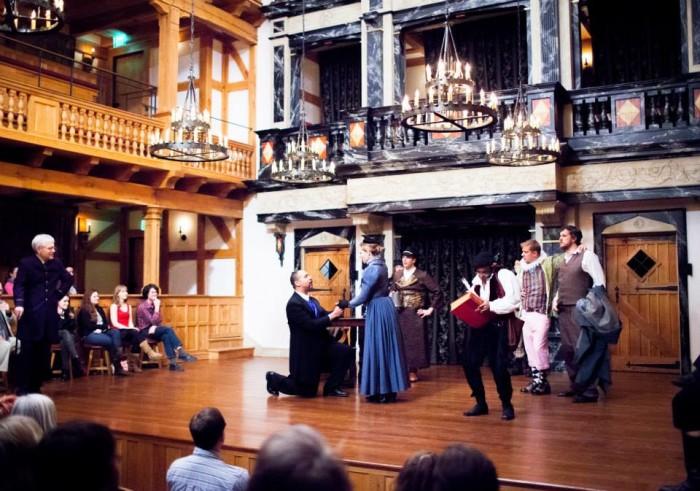 3. American Shakespeare Center: Staunton