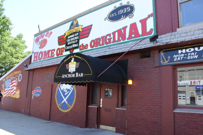 Anchor Bar Buffalo