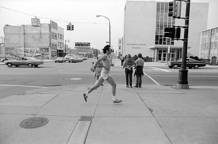12) Ann Arbor, 1974