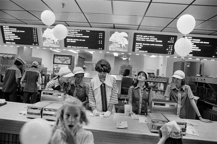 9) Ann Arbor, 1977