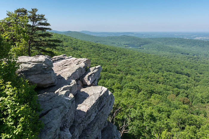 9) South Mountain State Park