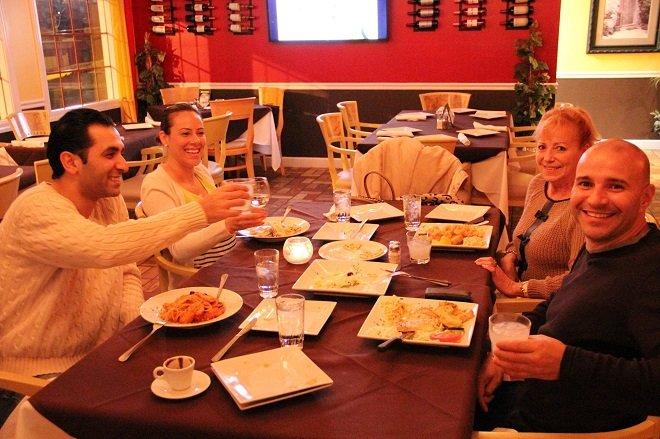 11. Anna's Greek Restaurant