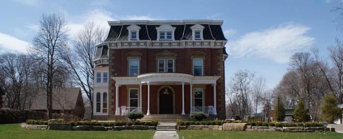 5. Steele Mansion (Painesville)