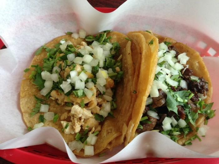 Mexican Food Marquette Mi