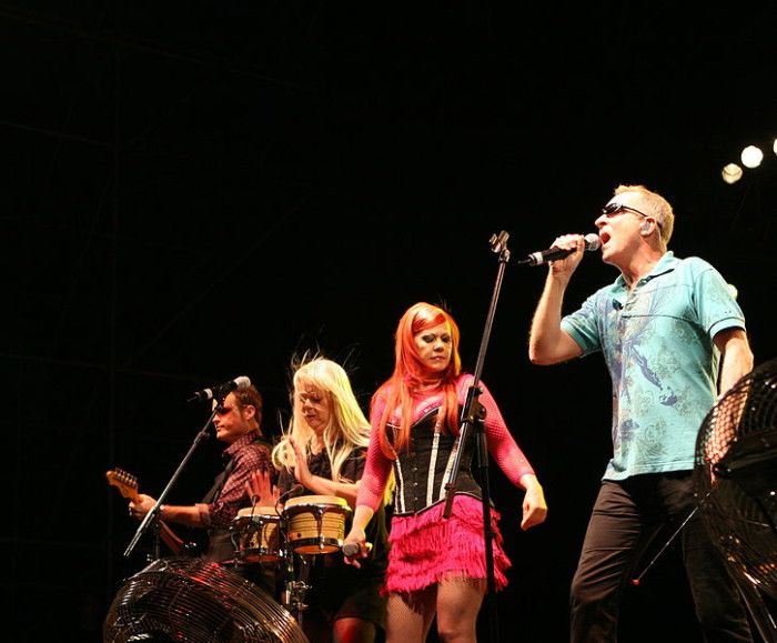 8. The B-52's Built a Love Shack in our Hearts
