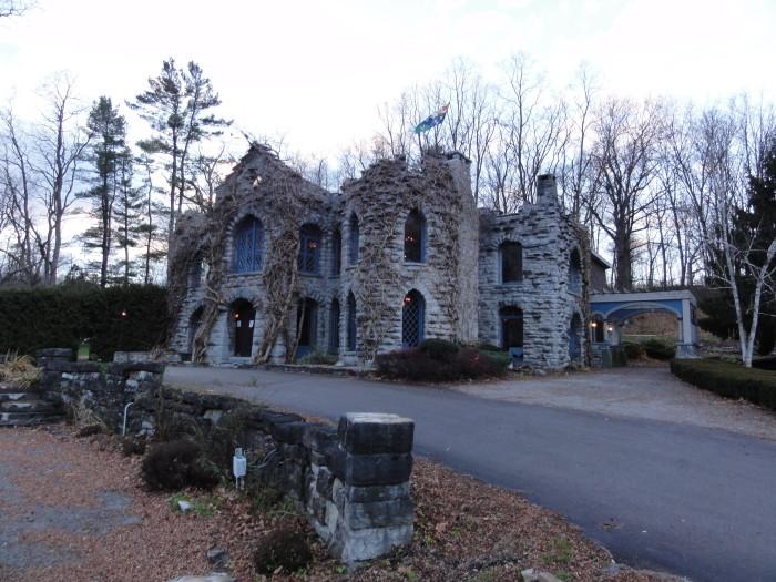 3. Beardslee Castle, Little Falls