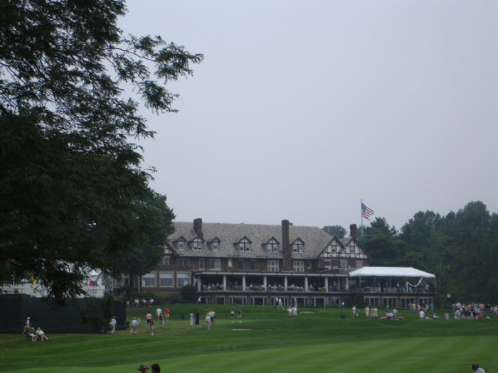 3. Or, more likely, admission to Baltusrol Golf Club or Liberty National.