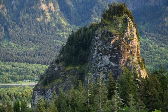 10. Beacon Rock, Columbia River Gorge