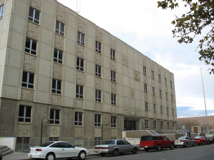 6. Old Bernalillo County Courthouse, Albuquerque
