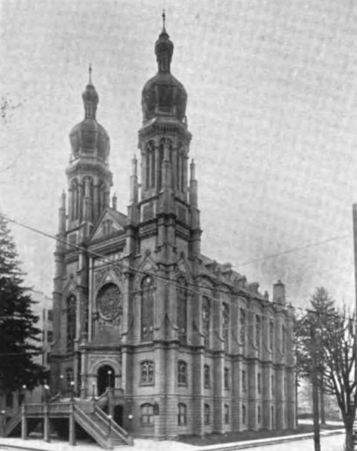3. Beth Israel Synagogue in Portland