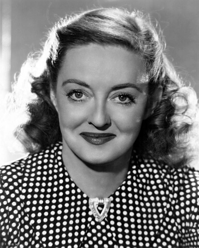12. Bette Davis