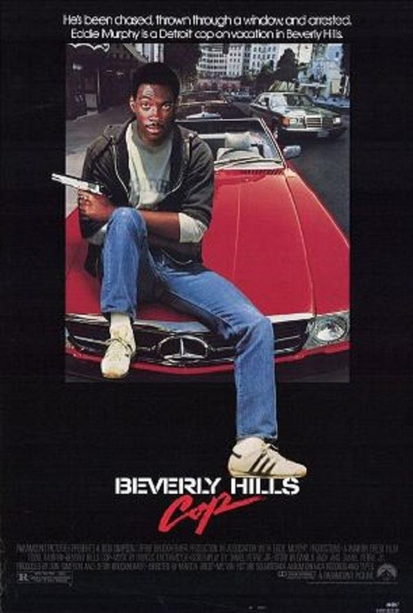 8) Beverly Hills Cop, 1984