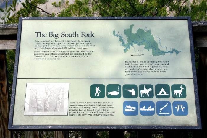 10. Big South Fork