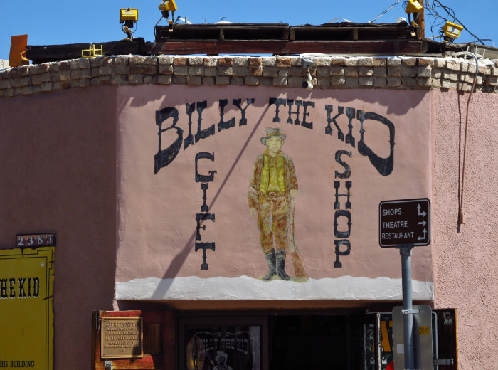 17. Billy The Kid