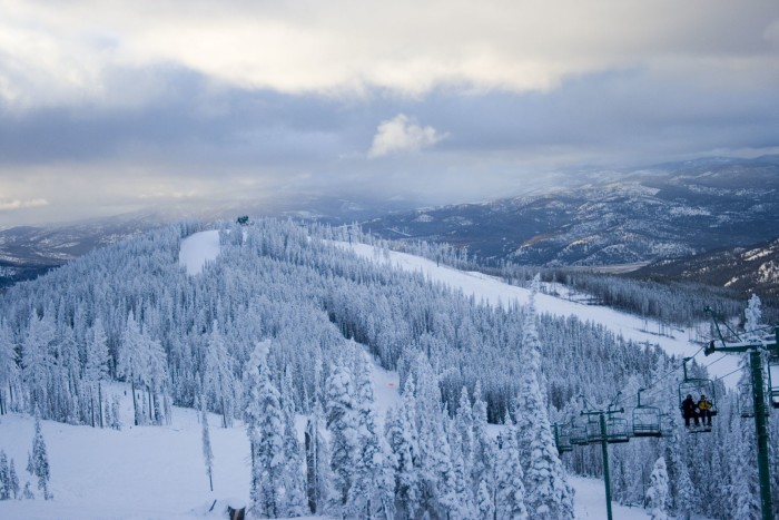12. Blacktail Mountain Ski Resort, 2007