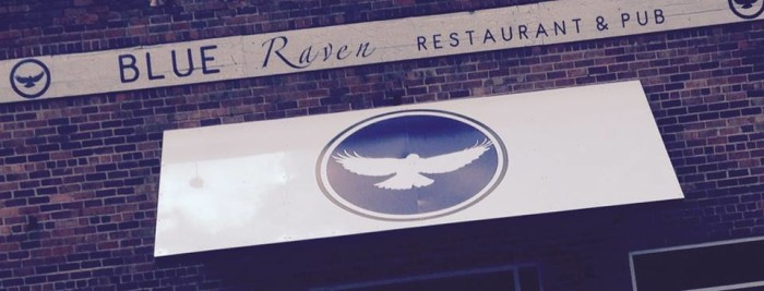 9. Blue Raven Restaurant and Club at 211 Main Street in Pikeville