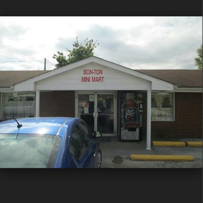 7. Bon Ton Mini Mart at 2032 Madison Street in Henderson