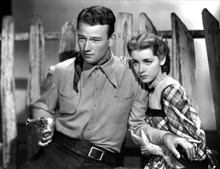 10. Of course, what list of historical hunks from Iowa would be complete without John Wayne? The hunkiest hunk of all hunks.