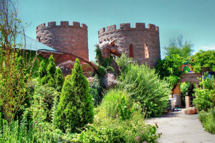 2. Children's Fantasy Garden, Albuquerque