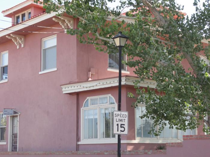 7. Bottger Mansion, Albuquerque
