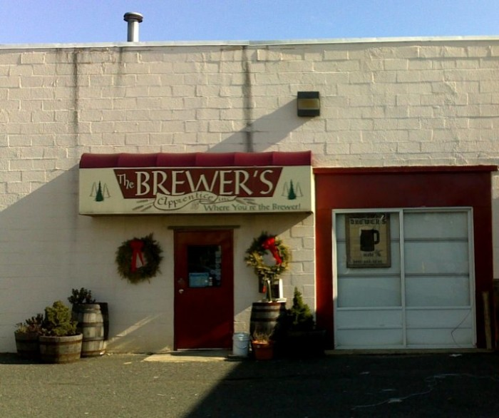 3. The Brewer's Apprentice, Freehold