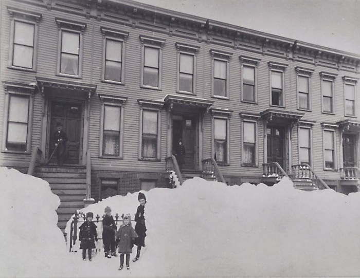 4. The Great Blizzard of 1888