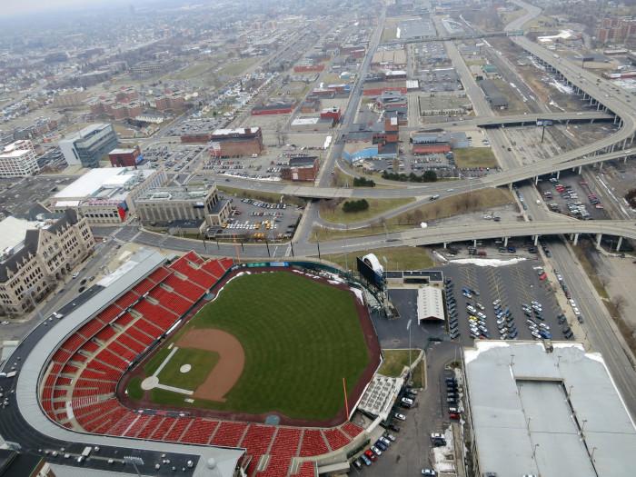 8. First Niagara Center
