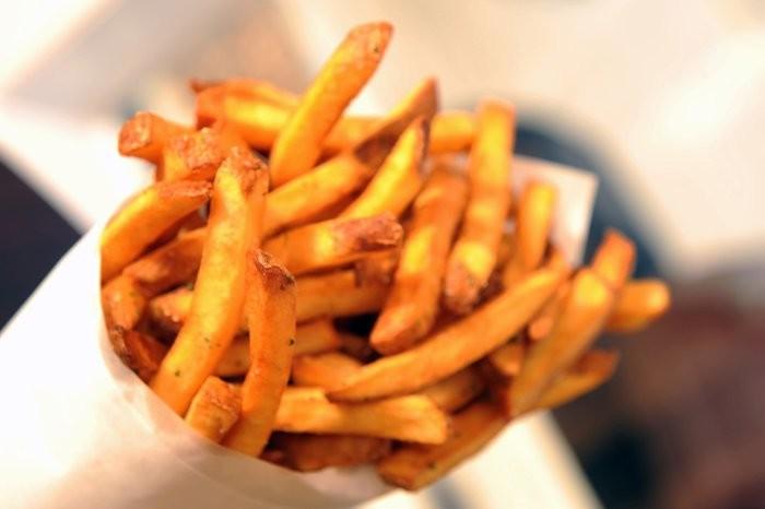 Cafe Classico fries.