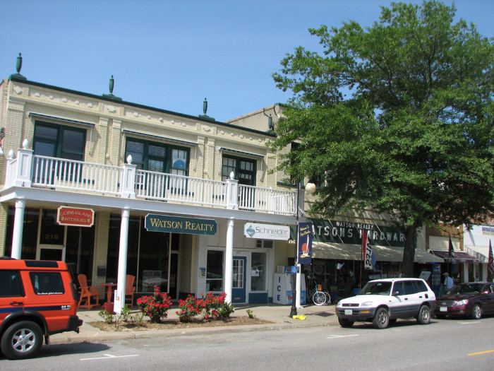 Restaurants Downtown Cape Charles Va