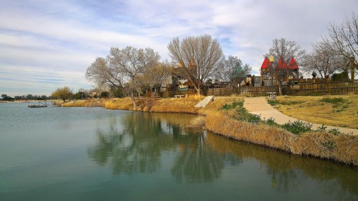 7. Lake Carlsbad Recreation Area, Carlsbad