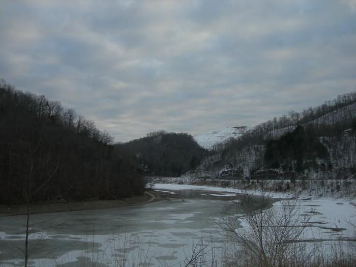 16. Carr Creek