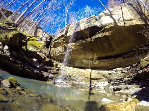 16. Carter Caves