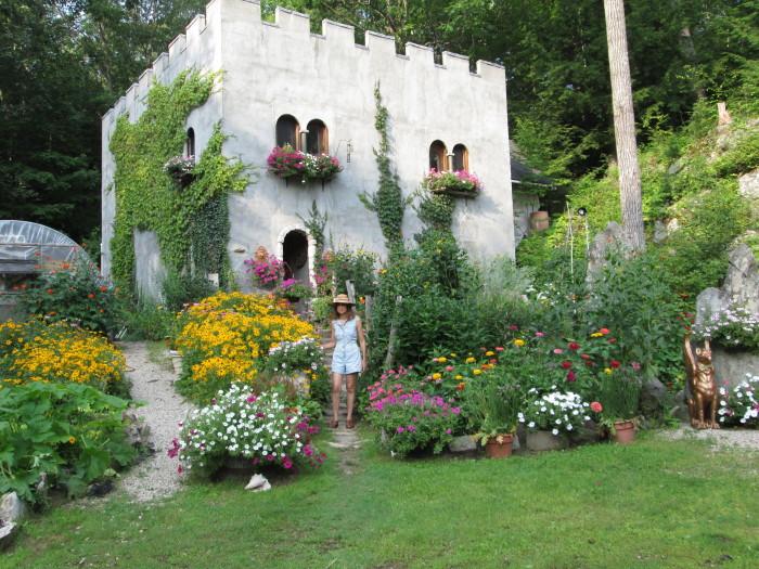 2. Castle Anam Cara, Barrington
