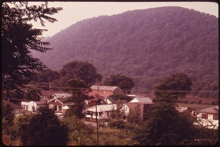 18. Cedar Grove in 1973.