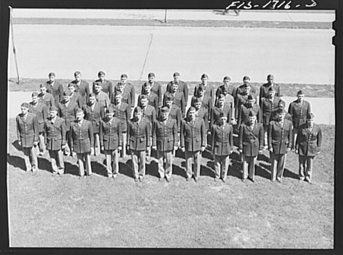 Chaplain Dress Formation