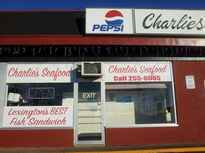 11. Charlie's Seafood and Carry Out