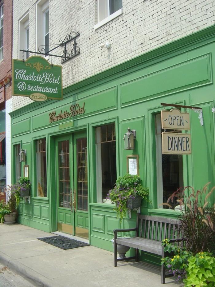 4. Charlotte Hotel and Restaurant, Onancock