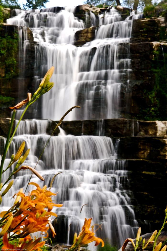 6. Chittenango Falls