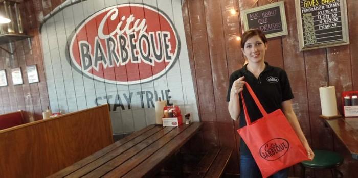 11. City Barbecue